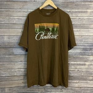 Pendleton Graphic T-shirt